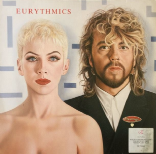 Eurythmics - Revenge (LP) (VG++/VG)